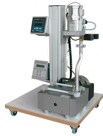 Turbomolecular pumpset with diaphragm pump 67 liter/sec, DN63ISO-K
