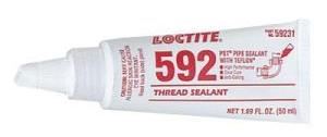 Loctite thread sealant, PTFE grease 50 ml.