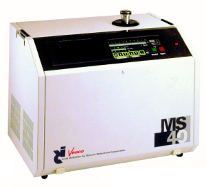 MS-40 automatic portable leak detector