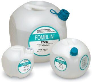 Fomblin oil for mechanical vacuum pump 3.10 E-6 Torr