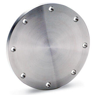 ISO-F non-rotatable blank flange DN63ISO, OD = 130mm