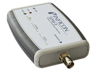 QCM transducer including Windows software, BNC and USB cable