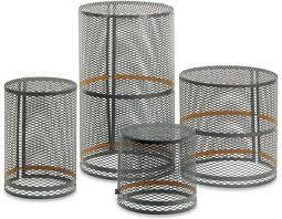 """Metal guard for Pyrex Bell Jar, 10"""" x 12"""""""