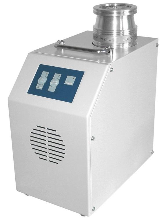 Turbomolecular pumpset 67 liter/sec, DN63ISO-K