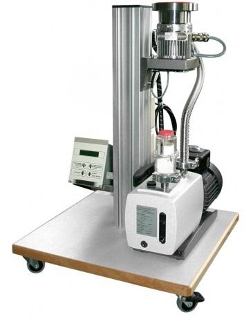 Turbomolecular pumpset with 2-stage roughing pump 250 liter/sec, DN100ISO-K