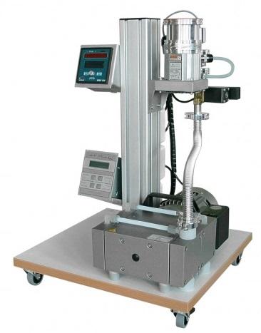 Turbomolecular pumpset with diaphragm pump 250 liter/sec, DN100ISO-K