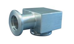 Elbow Aluminum, DN25KF