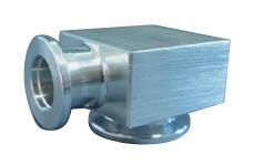 Reducing elbow Aluminum, DN40KF/DN16KF