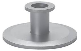 Reducer nipple Aluminum, DN40KF/DN16KF, L=30mm