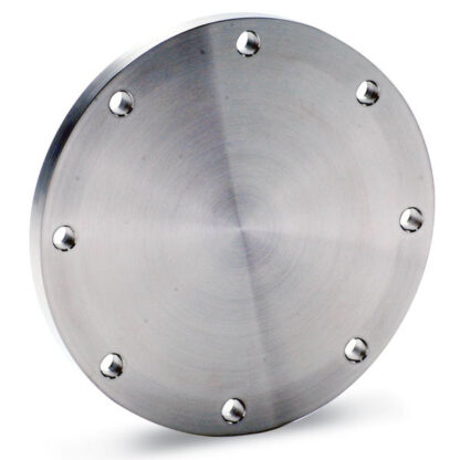 ISO-F non-rotatable blank flange DN160ISO, OD = 225mm