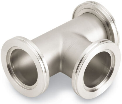 Tee DN63ISO, stainless steel 316L