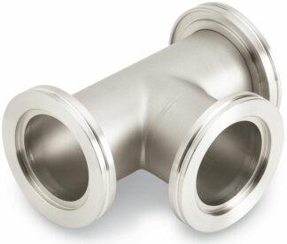 Tee DN63ISO, Aluminum