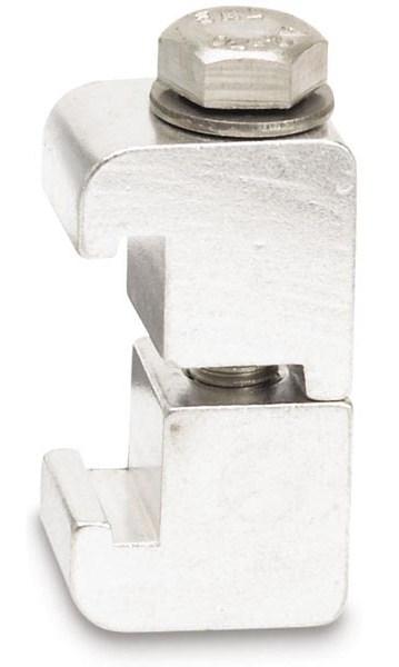 ISO-K double clamp Aluminum M8, DN63ISO/DN100ISO