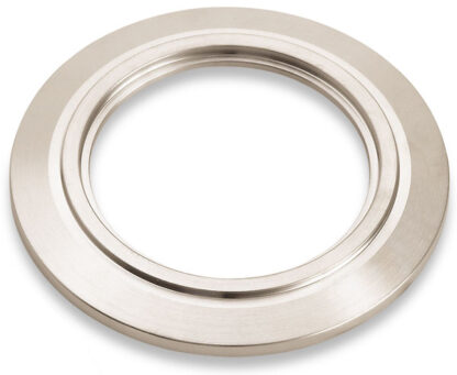 Bored flange DN50KF, bore size 52,3mm, stainless steel 316L