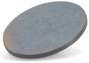 Titanium Cobalt target purity: 99,9 %