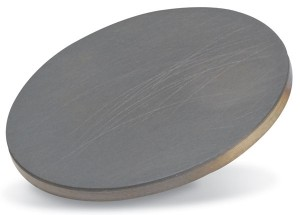 Praseodymium Oxide target purity: 99,9% - 99,99%