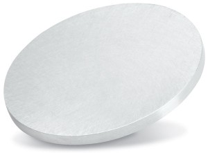 Copper Aluminum target purity: 99,95 %