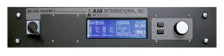 AJA 1500 Watt DC generator w/ integral 4 output switch, cables (CE)