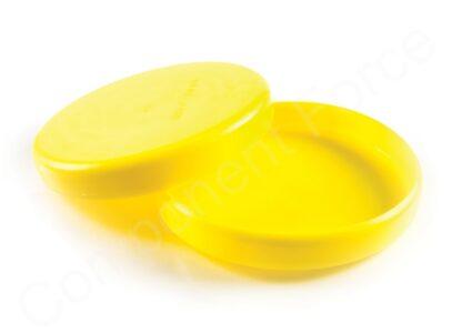 Plastic protecting cap, DN100CF