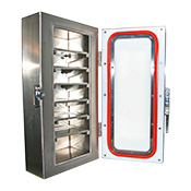 -35º Celsius rectangular freezer