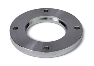 ISO-F non-rotatable bored flange DN100ISO, OD = 165mm
