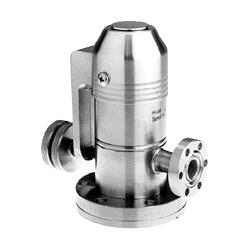 Variable leak valve, 20 cc, DN40CF/19CF