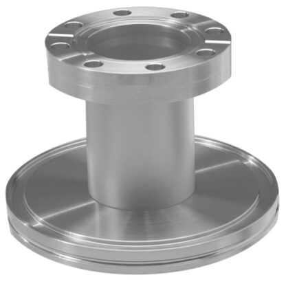 ISO to Conflat adapter DN63ISO/DN100CF