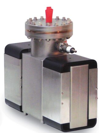Ion pump with magnets, diode 60 l/sec, DN100CF