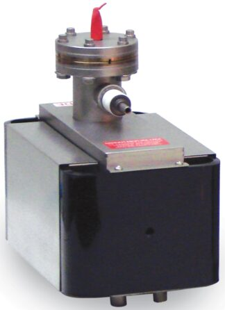 Ion pump with magnets, diode 20 l/sec, DN40CF