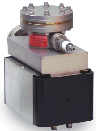 Ion pump with magnets, triode 30 l/sec, DN63CF