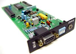 Expansion card - provides 2 additional sensor inputs, 2 control/recorder outputs, and 8 digital I/O