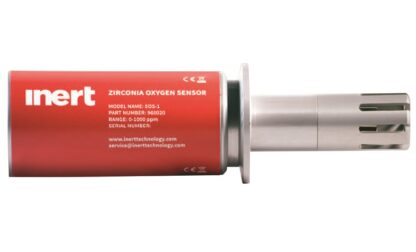 Of board Zirconia Oxygen analyzer 1 - 1000 ppm for glovebox