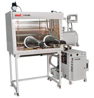 PureLab HE 2 gloves Inert work station - 1250mm long x 900mm deep. Gas purifier sold seperately