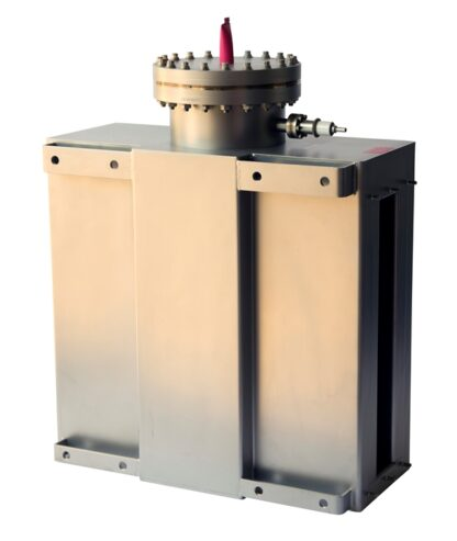 Ion pump with magnets, diode 500 l/sec, DN150CF