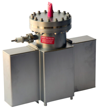 Refurbishing Varian Triode Ion pump 911-5034, 60 l/sec