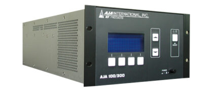300 Watt RF power supply, manual matching, 3 output switchbox, cables