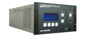 100 Watt RF power supply, manual matching, 3 output switchbox, cables