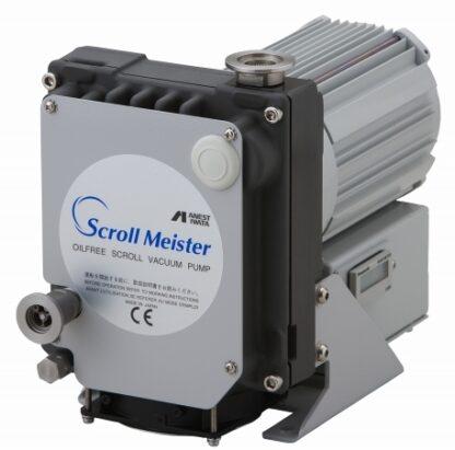 Oil free Scroll pump 3 m3/h, base pressure 0,2 mBar, noise level 48 dB (A)