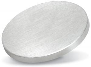 Zinc Tin target purity: 99,95 %