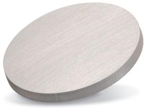 Cobalt Chromium Tantalum target purity: 99,5 %