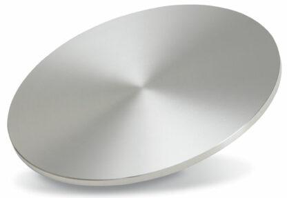 Titanium target purity: 99,999%