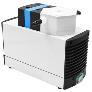 Chemical resistant diaphragm vacuum pump, 220Volt
