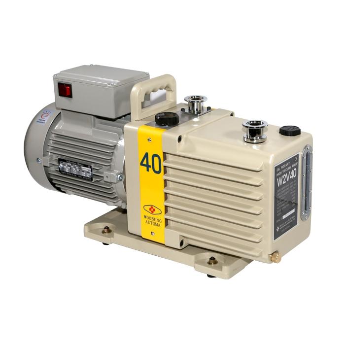 2-Stage rotary vane pump 24 m3/h