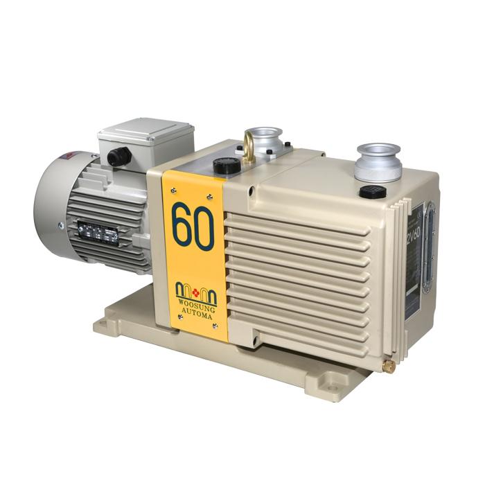 2-Stage rotary vane pump 36 m3/h