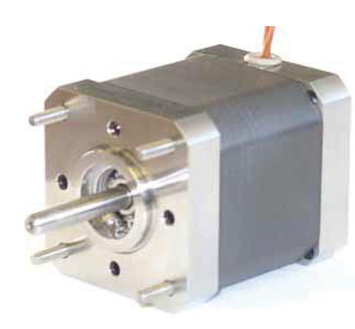 UHV stepper motor, 180mNm