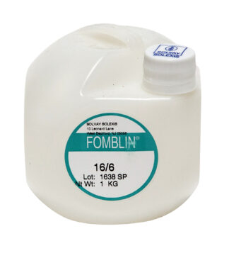 Fomblin oil for mechanical vacuum pump 2.10 E-6 Torr