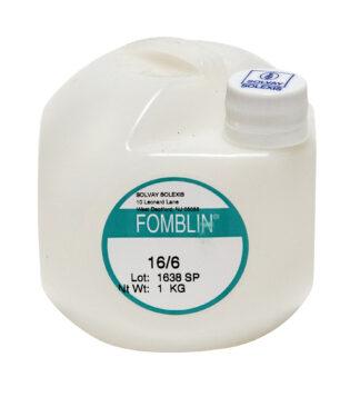 Fomblin oil for mechanical vacuum pump 2.10 E-6 Torr