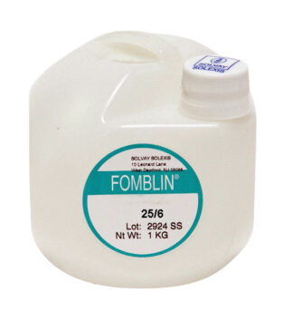 Fomblin oil for mechanical vacuum pump 4.10 E-8 Torr