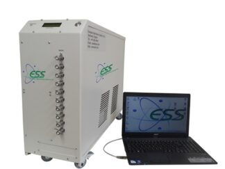 GeneSys online atmospheric gas monitoring system with mass range 0-300 amu