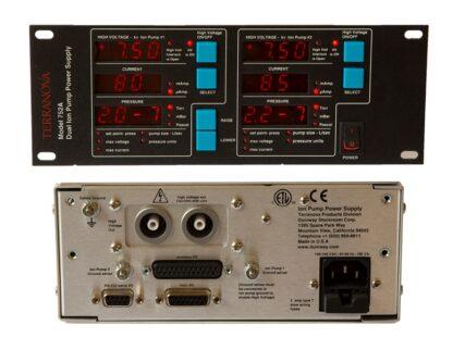 Dual Ion pump power supply +/- 3500 to 7000 VDC, 240VAC